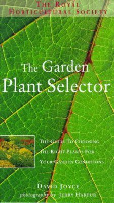 The Royal Horticultural Society Garden Plant Selector