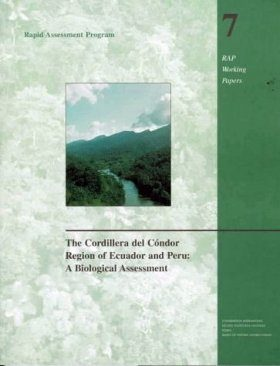 The Cordillera del Condor Region of Ecuador and Peru