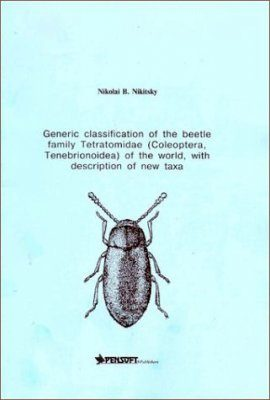 Generic Classification of the Beetle Family Tetratomidae (Coleoptera, Tenebrionoidea) of the World, With Description of New Taxa