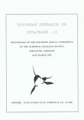 European Research on Cetaceans, Volume 11