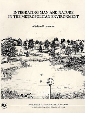 Integrating Man and Nature in the Metropolitan Environment
