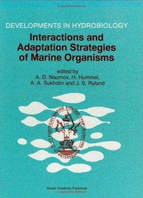 Interactions and Adaption Strategies of Marine Organisms