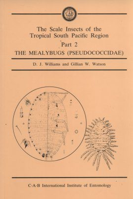 The Scale Insects of the Tropical South Pacific Region, Part 2