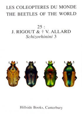 The Beetles of the World, Volume 25: Schizorhinini (Part 3)