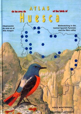 Atlas of the Birds of Huesca