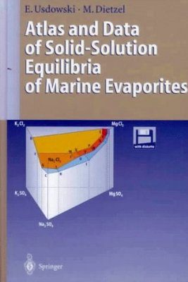 Atlas and Data of Solid-Solution Equilibria of Marine Evaporites