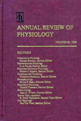 Annual Review of Physiology, Volume 60, 1998