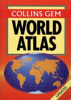 Collins Gem Guide: World Atlas