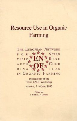 Resource Use in Organic Farming