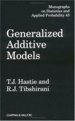 Generalized Additive Models