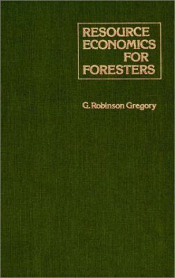 Resource Economics for Foresters