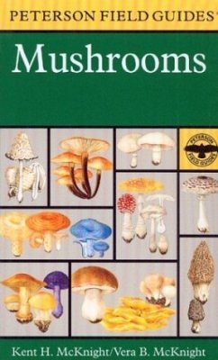 Peterson Field Guide to Mushrooms of North America