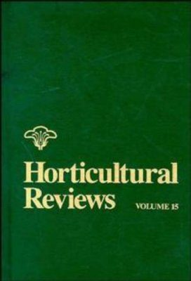 Horticultural Reviews, Volume 15