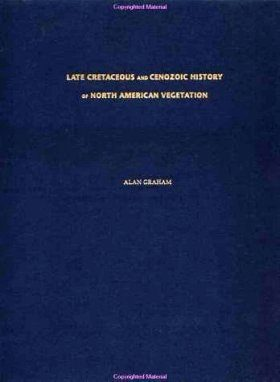 Late Cretaceous and Cenozoic History of North American Vegetation