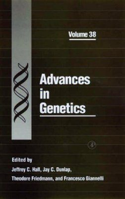 Advances in Genetics, Volume 38