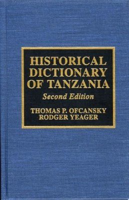 Historical Dictionary of Tanzania