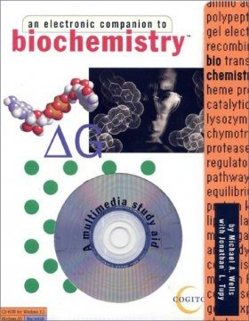 An Electronic Companion to Biochemistry CD-ROM