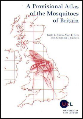 A Provisional Atlas of the Mosquitoes of Britain