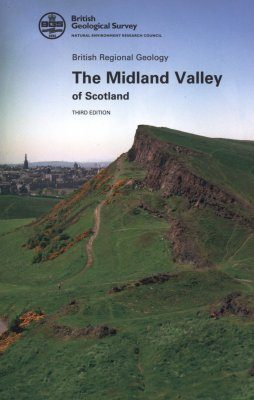 UK Regional Geology Guides: Midland Valley of Scotland (BRG05)