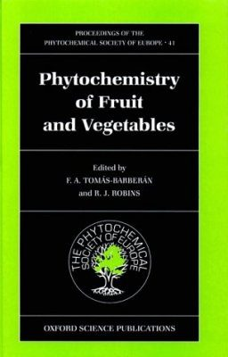 Phytochemistry of Fruit and Vegetables