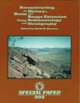 Reconstructing the History of Basin and Range Extension Using Sedimentology and Stratigraphy