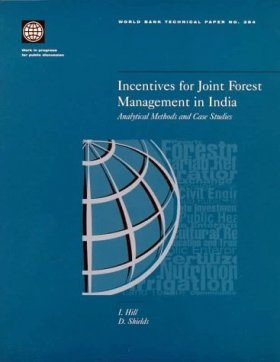 Incentives for Joint Forest Management in India