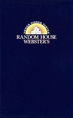 Random House Webster's Concise Dictionary and Thesaurus Boxed Set