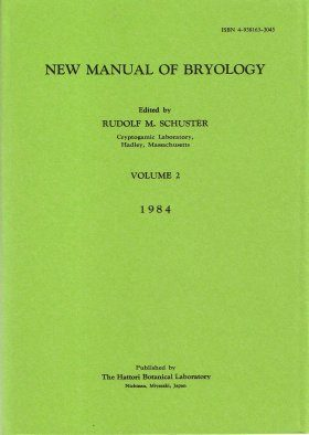 New Manual of Bryology, Volume 2