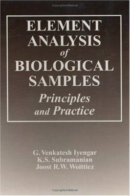 Element Analysis of Biological Samples