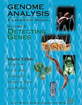 Genome Analysis Laboratory Manual, Volume 2