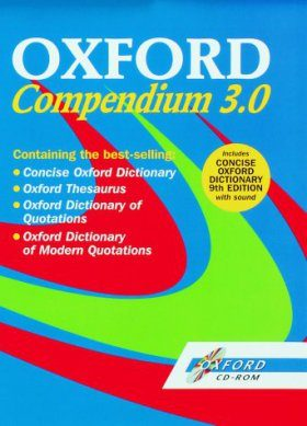 Oxford Compendium 3.0 (Windows/CD-ROM)