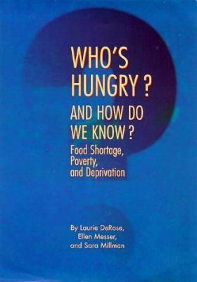 Who's Hungry? And How Do We Know?