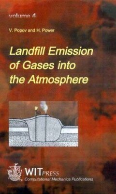 Landfill Emission of Gases into the Atmosphere