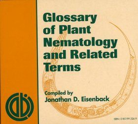 Glossary of Plant Nematology and Related Terms