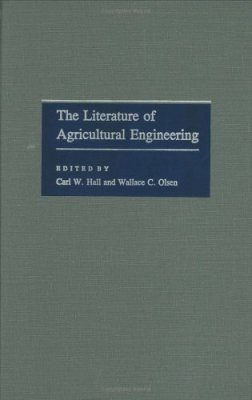The Literature of Agricultural Engineering