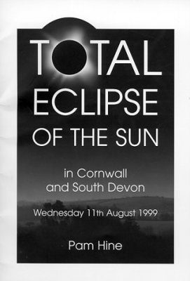 Total Eclipse of the Sun in Cornwall and South Devon: Wednesday 11th August 1999