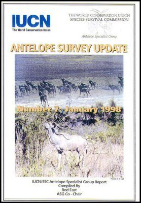 Antelope Survey Update, Number 7: January 1998