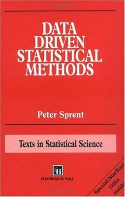 Data Driven Statistical Methods