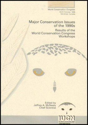 Major Conservation Issues of the 1990s