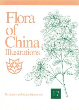 Flora of China Illustrations, Volume 17