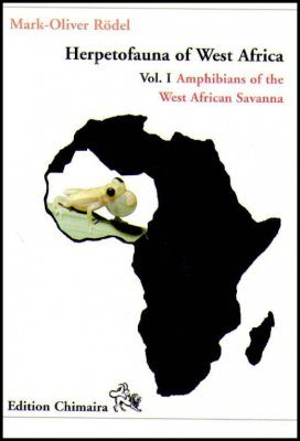 Amphibians of the West African Savanna