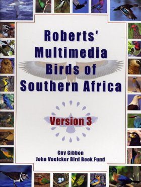 Roberts' Multimedia Birds of Southern Africa (2CD-ROM)