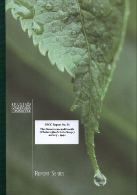 The Sussex Emerald Moth (Thalera fimbrialis Scop.) Survey in 1991