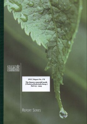 The Sussex Emerald Moth (Thalera fimbrialis Scop.) Survey 1993