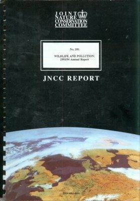 Wildlife and Pollution: 1993/94 Annual Report