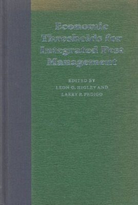 Economic Thresholds for Integrated Pest Management