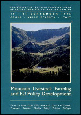 Mountain Livestock Farming and EU Policy Development