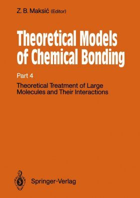 Theoretical Models of Chemical Bonding, Volume 4