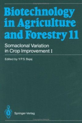 Somaclonal Variation in Crop Improvement I