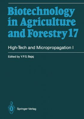 High-Tech and Micropropogation I
